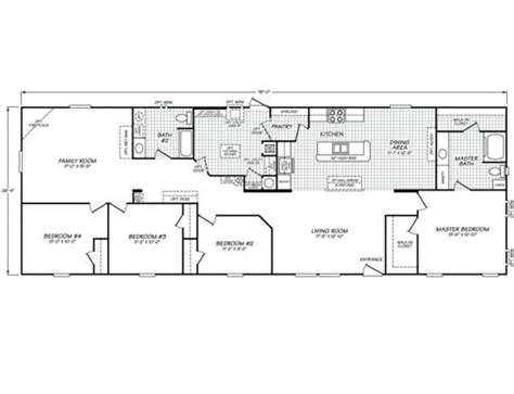 2000 fleetwood mobile home floor plans meze
