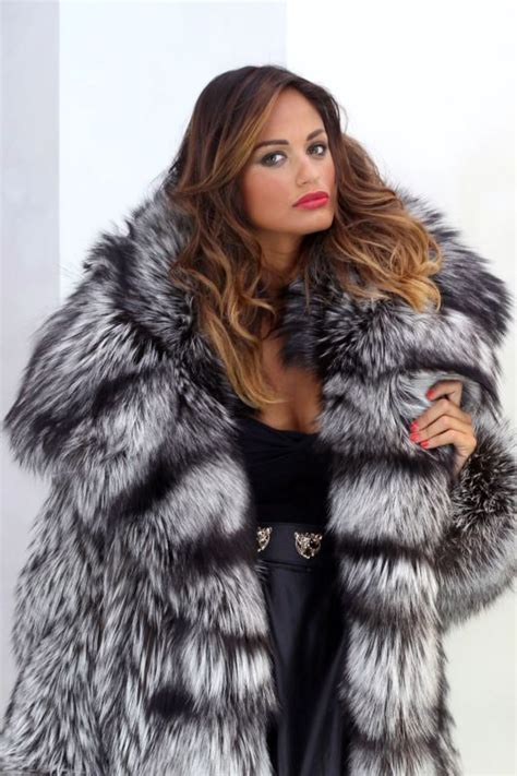 Fc Elsa New 4 Grey 5001 best images about furs on silver foxes