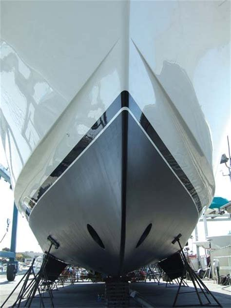 boat has bottom paint has anyone used painted coatings with electrodes as a form