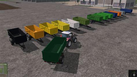 Small Modern Ls by Small Tipper Modern V 1 1 Farming Simulator 2017 Mods