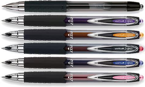 Promo Pen Easy Gel Kenko uniball 207 gel promotional pen colors image reading and