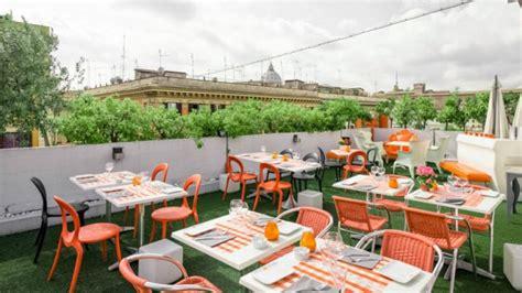 terrazza sul tetto restaurant trattoria sul tetto 224 rome avis menu et prix