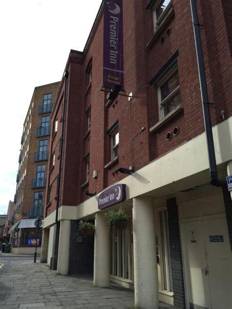 premier inn bristol premier inn bristol city centre king hotel