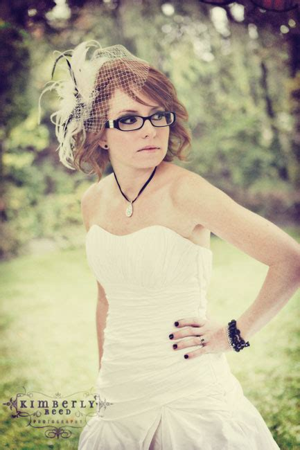 Wedding Hair For Glasses by Hair Brides Glasses Weddingbee