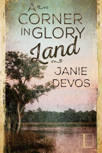 a corner in land books cover reveal a corner in land by janie devos the