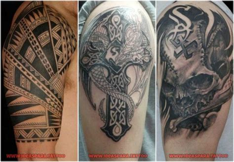 Imagenes Tatuajes Media Manga | tatuajes media manga ideas para tatuajes de hombre