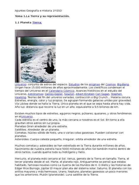 biography of galileo galilei resumen apuntes resumen geograf 237 a e historia 1 186 eso