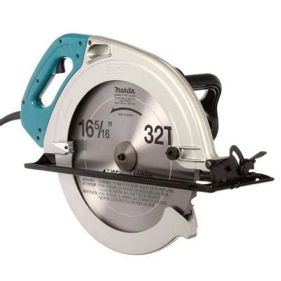 makita 15 16 5 16 in circular saw 5402na the home depot