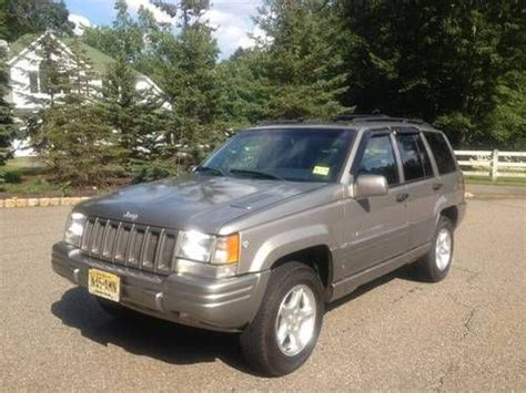 automotive air conditioning repair 1998 jeep grand cherokee lane departure warning buy used 1998 quot 5 9l quot jeep grand cherokee limited 5 9 in hackettstown new jersey united states