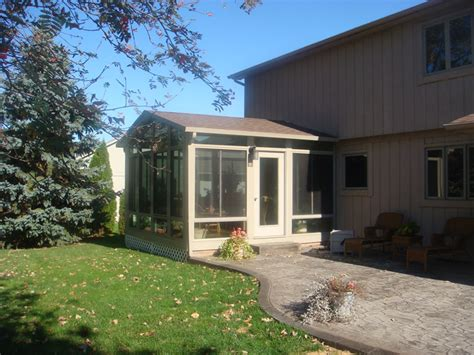 mi homes design center easton sunroom projects macomb county sunrooms enclosures and florida rooms
