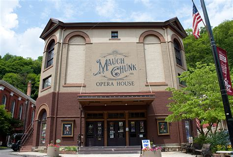 mauch chunk opera house take a tour mauch chunk opera house in jim thorpe pa