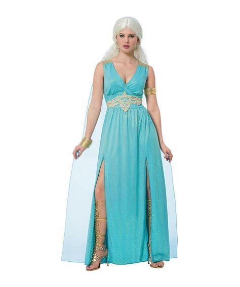 Pilgrim Decorations Queen Daenerys Womens Costume Tv Show Costumes