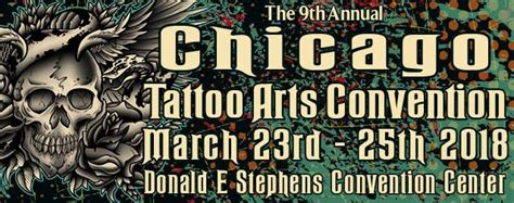 tattoo expo chicago 2018 chicago tattoo arts expo pony lawson