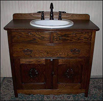 bathroom vanities from old furniture antique bathroom vanities vessel sink vanity