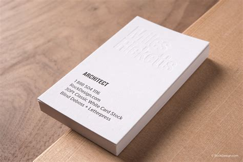 free debossed visiting card templates rockdesign com