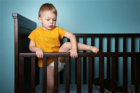 baby climb out of crib how to handle your toddler or baby climbing out of the