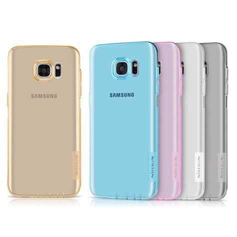 Nillkin Nature Tpu Samsung Galaxy S7 Transparan nillkin nature tpu tok samsung galaxy s7 edge g935f transparent