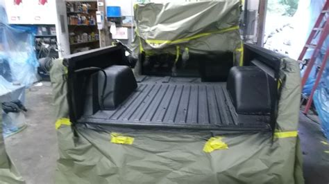 spray in bed liner 1975 ford bronco