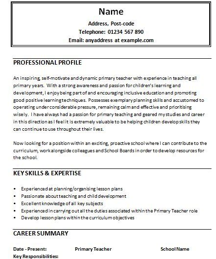 Objective Lines On Resumes Resume Builderresume Examples