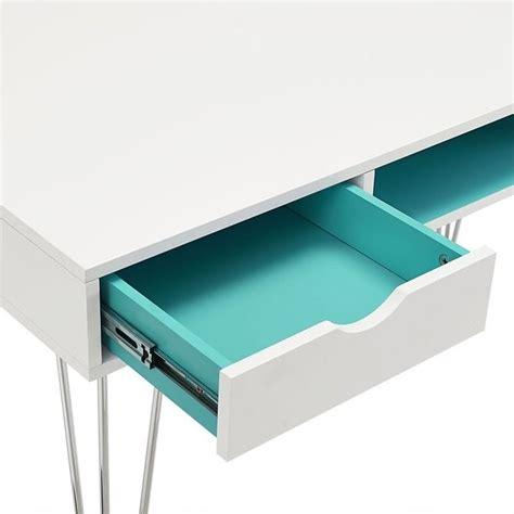 aqua blue desk accessories computer desk in aqua blue d48ca1aq