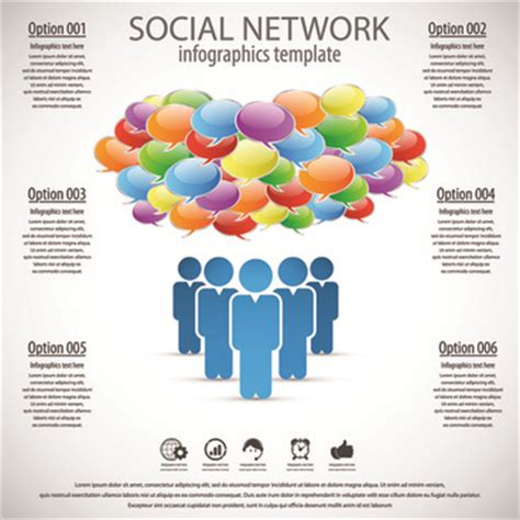 social networking templates networking free vector 873 free vector for