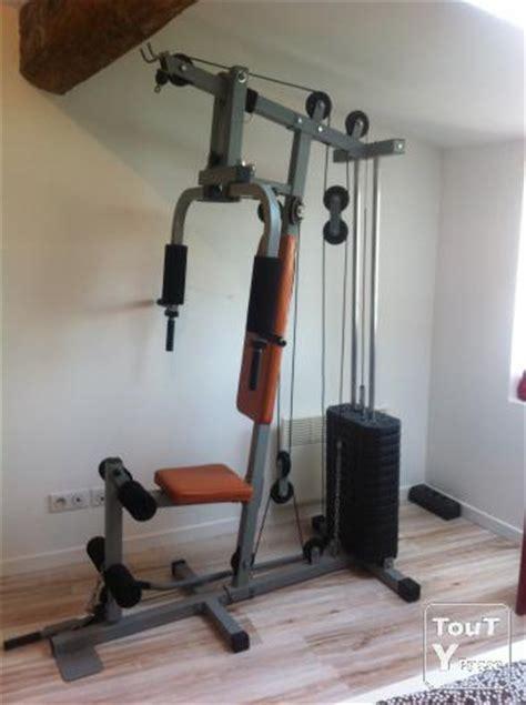 Banc De Musculation Energetics by Appareil De Musculation Energetics 780 Bessan 34550