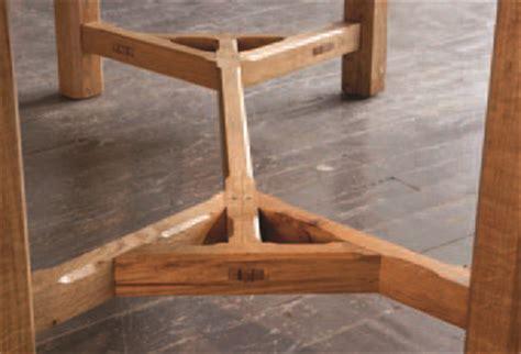 barnsley hay rake table popular woodworking magazine