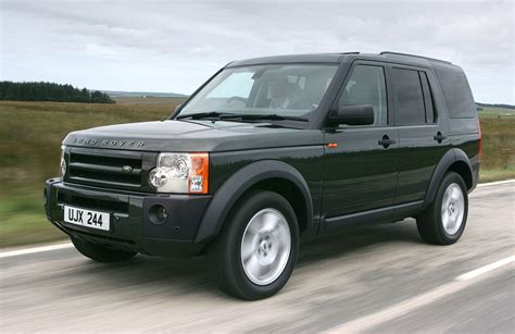 land rover discovery 2005 the best seven seat suvs for 163 15 000