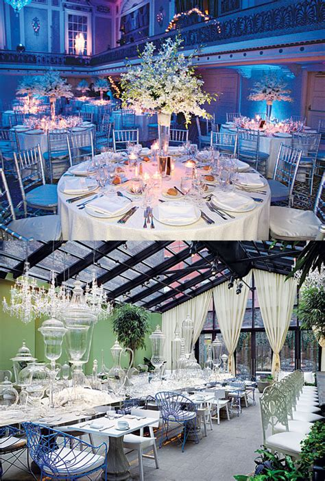 Opulence Beauty New York Wedding Guide The Reception New And Classic