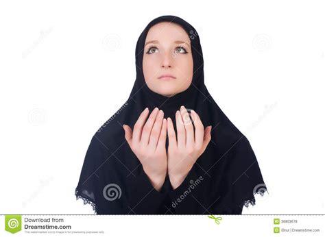 muslim women stock photos and images 7366 muslim women young muslim woman praying stock photo image of beautiful