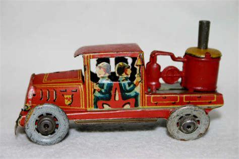 juguetes antiguos piezones coches cochecitos antiguos coche de bomberos autobomba pay 193
