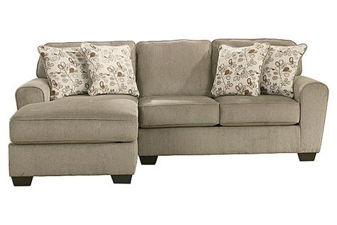 ashley patina sectional zenfield bedroom bench upholstery a well and parks