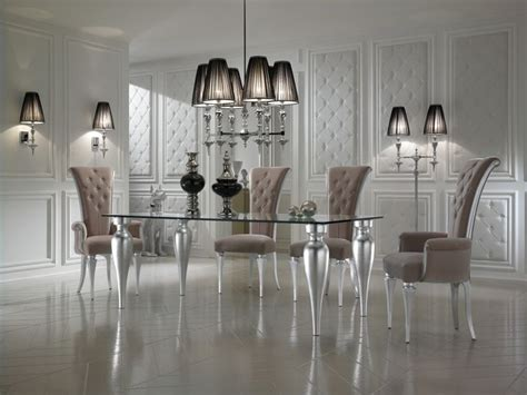 cabinet from aguirre design inc model botvlift high end dining room sets luxury 24 carat gold oval