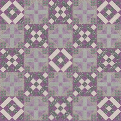 Scottish Quilt Patterns by Celtic Blessings Quilt Pattern 7018