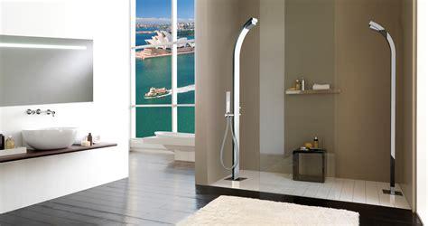 colonne doccia bossini ambientazioni colonne doccia bossini docce