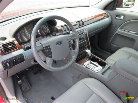 Ford Five Hundred Interior by Shale Grey Interior 2006 Ford Five Hundred Sel Awd Photo