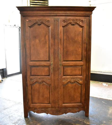 hickory armoire solid wood armoire by hickory manufacturing co