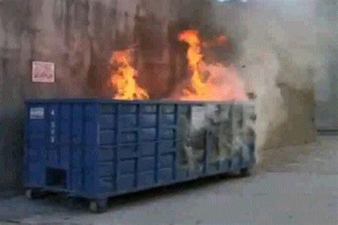 Dumpster Fire Meme - an oral history of dumpster fire