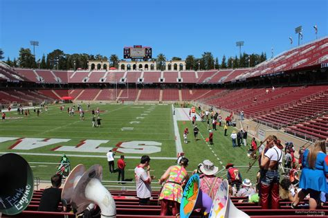 17 Usc Section 101 by Stanford Stadium Section 101 Rateyourseats