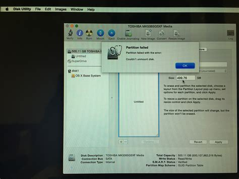 format hard drive mac couldn t unmount disk macos partition issues after deleting core storage
