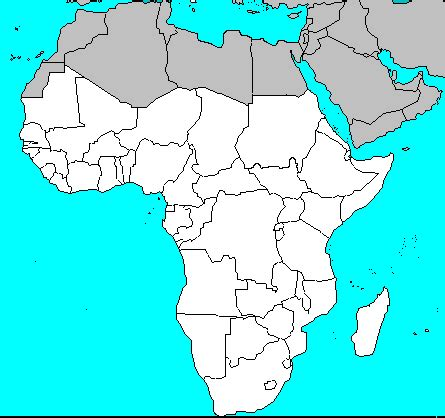africa map countries quiz countries quiz map