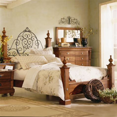 kincaid bedroom suite tuscano queen poster bed by kincaid furniture suite