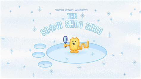 What Theshoo by The Snow Shoo Shoo Wubbzypedia