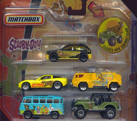 Matchbox Vw Safari scooby doo matchbox 5 pack scooby 4x4 safari club sticker