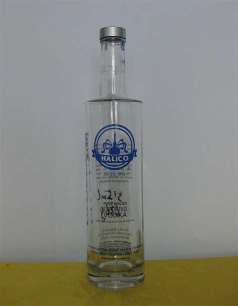 vodka bottle sizes ml