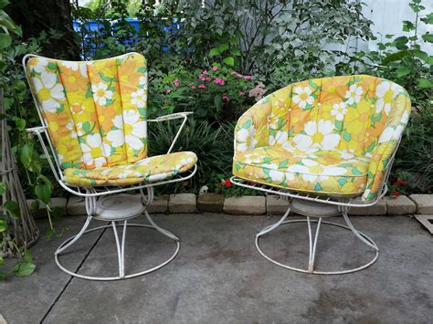 vintage patio chair vintage patio chairs composite relax on the terrace with