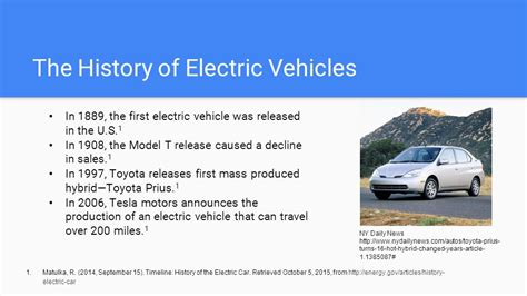 Tesla Electric Car History Tesla Motors History Timeline Tesla Image