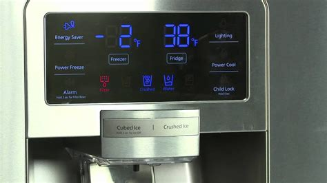 reset samsung water filter samsung refrigerator water filter light reset and water