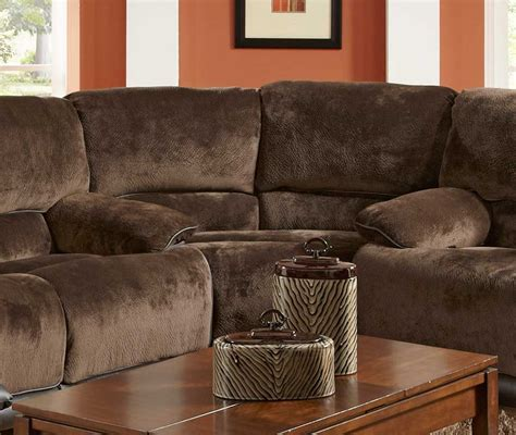 catnapper sectional catnapper escalade power sectional sofa set chocolate cn
