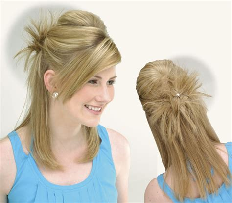 easy hairstyles college fashion simple hairstyles long hair college archives best